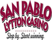 San Pablo Lytton Casino California logo