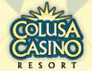 Colusa Casino Resort California logo