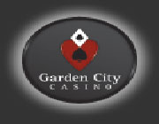 Garden City Casino California logo
